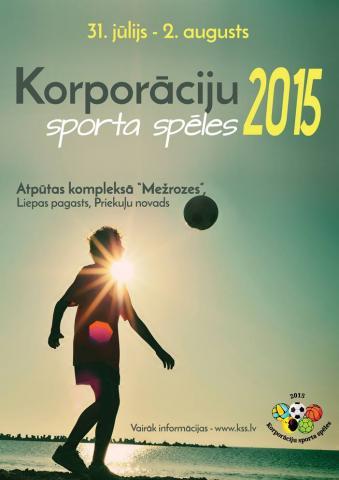 KSS 2015 plakāts